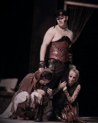 Antigone tragic hero essay